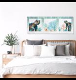 Canvas - Turtle Triptych