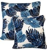 Cushion Cover- Blue Tropics