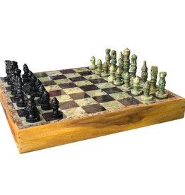 Chess Set - Soapstone (large)