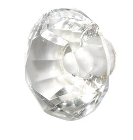 Doorknob Clear Glass