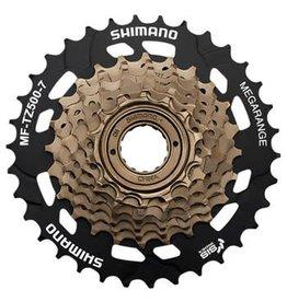 Shimano Shimano TZ500 14-34T 7 Speed Freewheel