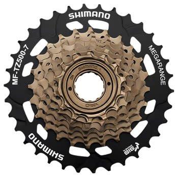 Shimano Shimano TZ500 7-Speed 14-34t Freewheel