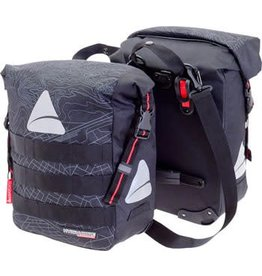 Axiom Axiom Monsoon Hydracore 32+ Panniers: Gray