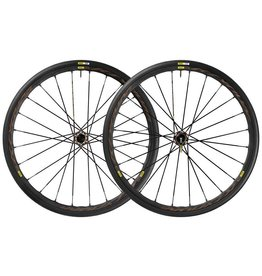 Mavic Mavic Ksyrium Pro Allroad 12mm Thru Axle 6 Bolt Disc 700 Wheelset