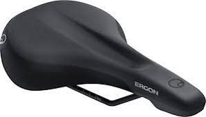 Ergon Ergon SFC3-L Fitness Saddle: Large, Black