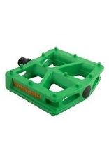 BLACK OPS Black Ops T-Bar Green 9/16 Pedal