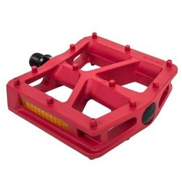 BLACK OPS Blackops T-Bar Pedals Red