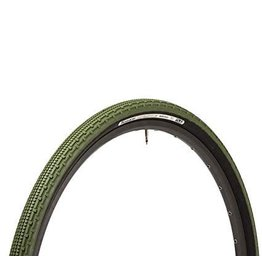 Kenda Panaracer Gravel King SK 700x38 Tubeless Green Tread Black Sidewall Tire