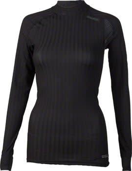 Craft Craft Active Extreme 2.0 Women's Black LG Crewneck Long Sleeve Top