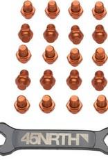 45NRTH 45NRTH Replacement Pins Orange Bag 32