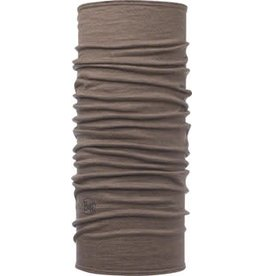 Buff Buff Lightweight Merino Wool Multifunctional Headwear: Walnut Brown, One Size