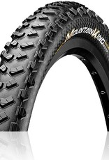 """Continental Continental Mountain King Pro Tection Black Chili Compound 27.5 x 2.6"""" Tubeless Ready Black Tire"""