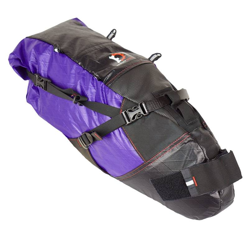 Revelate Designs Revelate Designs Viscacha Seat Bag, Crush