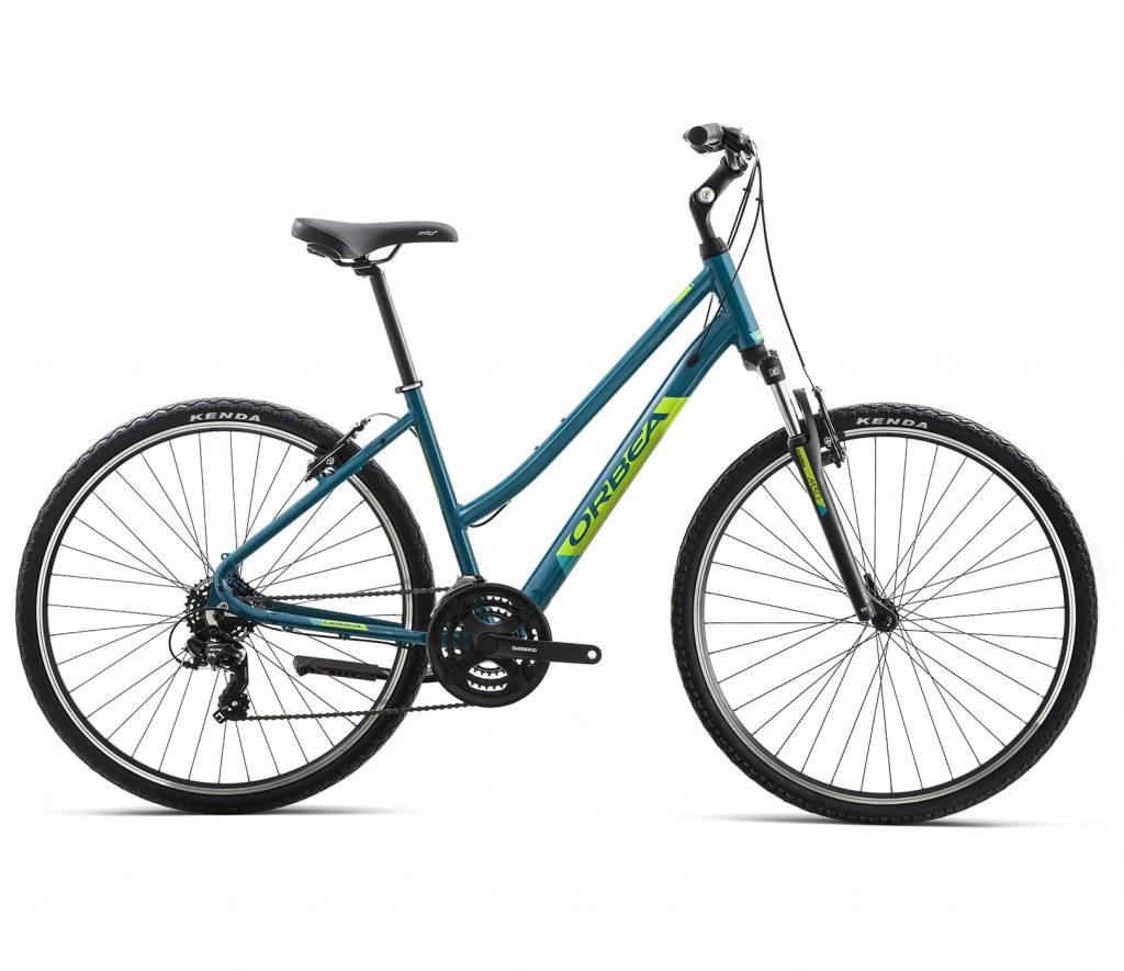 Orbea USED 2018 Orbea Comfort 32 Blue/Green SM
