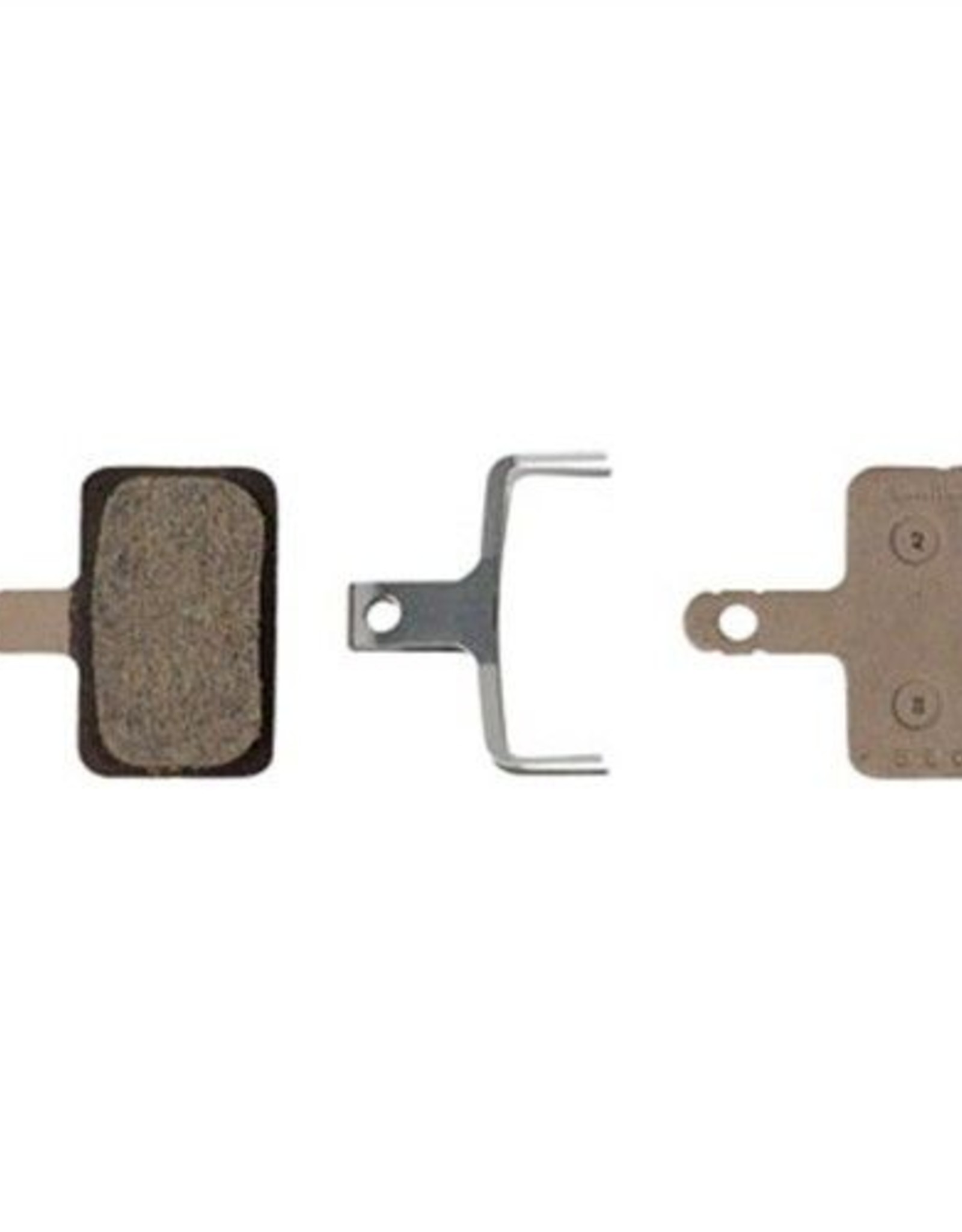 Shimano Shimano B01S Resin Disc Brake Pads and Spring, Bulk/No Packaging for Deore BR- M575, BR-M495, BR-M486, BR-M485, BR-M445 Calipers