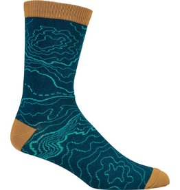 Electra Electra Terrain Crew Length Cycling Sock