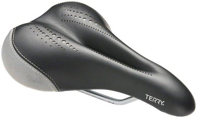 Terry Terry Liberator Y Elite Men's Saddle: Black/Nitelite