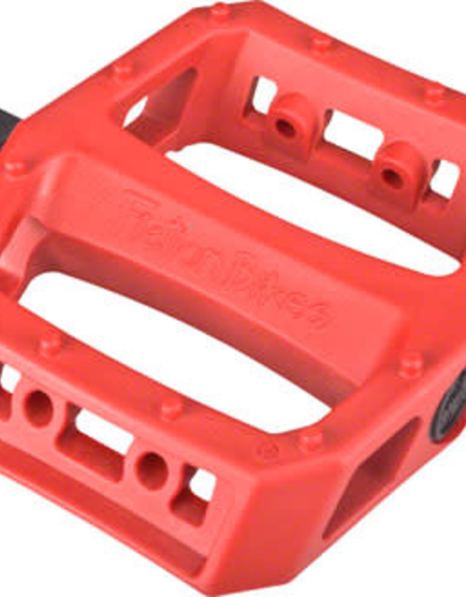 Fiction Mythos Pedals Red
