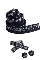 Cinelli Mike Giant Velvet Ribbon Handlebar Tape Black