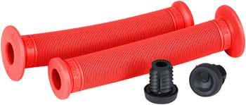 Eclat Zap Grips Neon Red 190mm Length, 30mm Diameter
