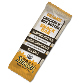 Honey Stinger Almond Butter Dark Chocolate Cracker N' Nut Butter Bar