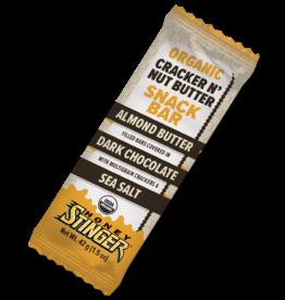 Honey Stinger Almond Butter Dark Chocolate Cracker N' Nut Butter Bar