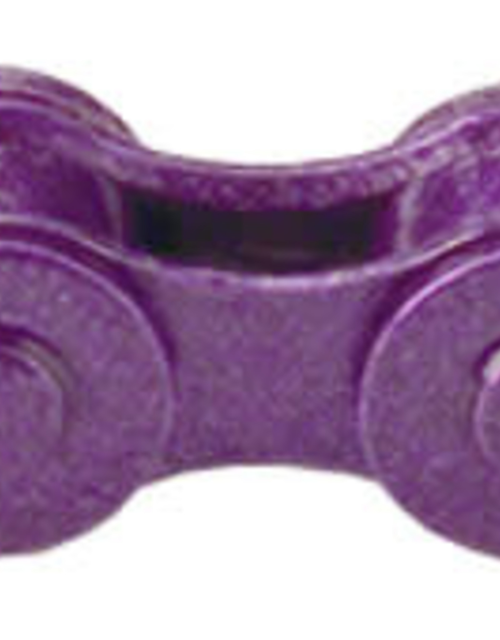 "KMC Z410 Chain: 1/8"" 112 Links Purple"