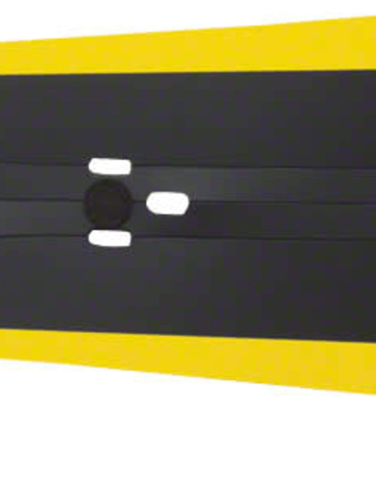 Mucky Nutz Gut Fender: Yellow