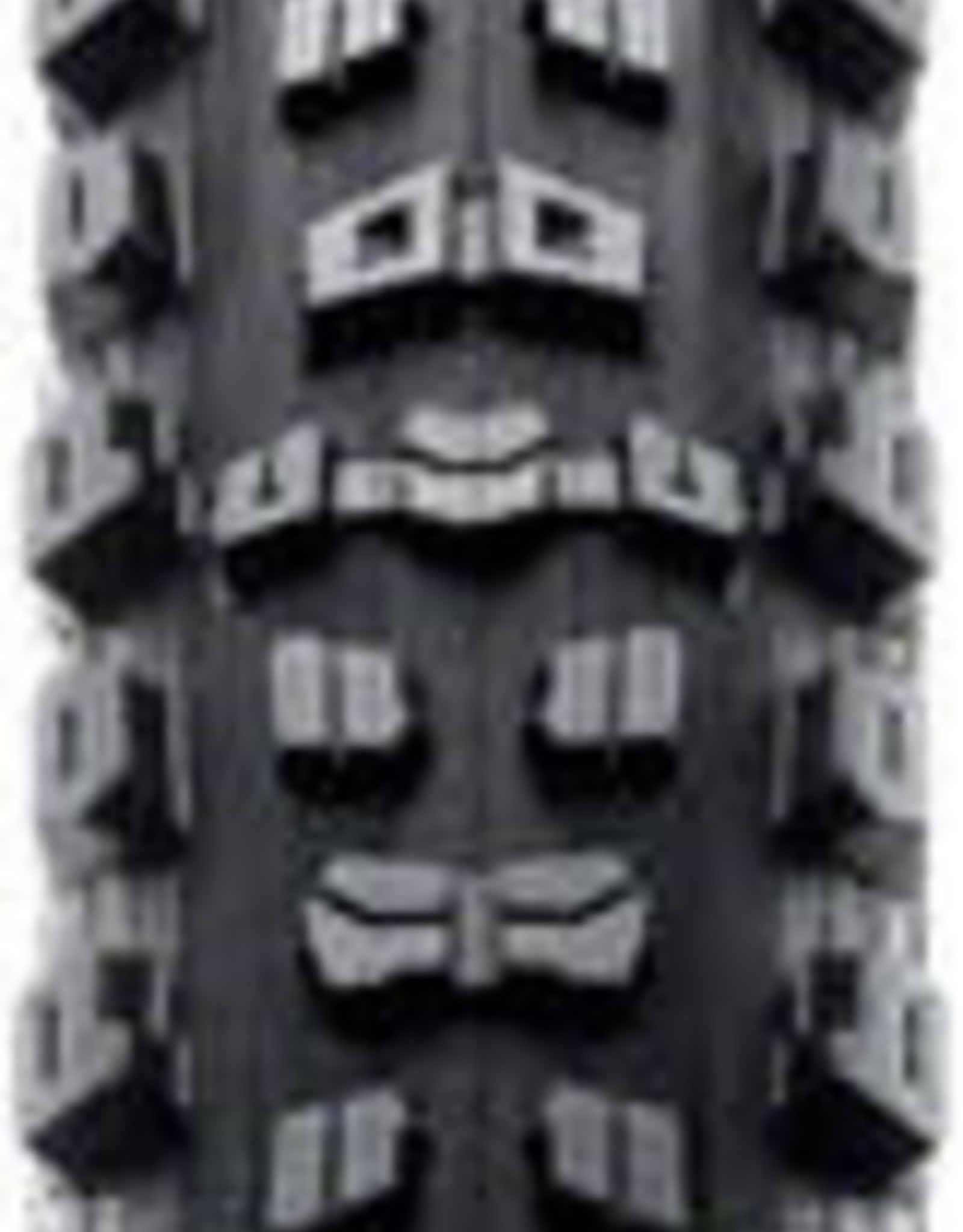 Maxxis Maxxis Aggressor Tire 27.5 x 2.50, Folding, 120tpi, Dual Compound, Double Down, Tubeless Ready, Wide Trail, Black