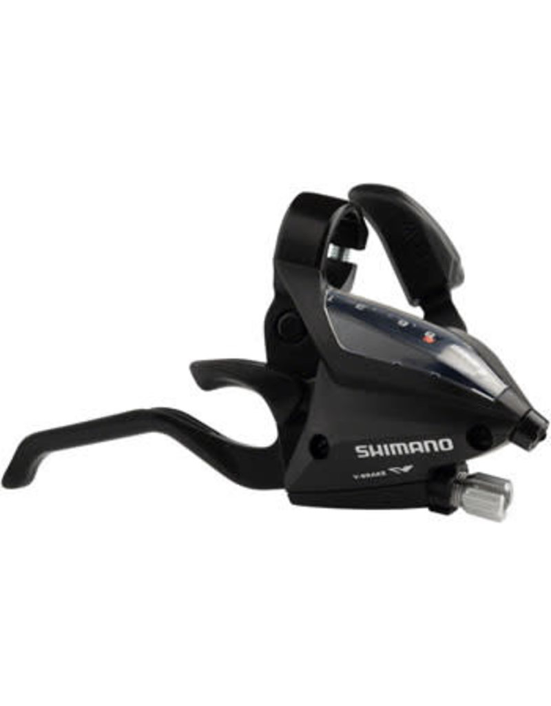 Shimano Shimano EF500 8-Speed Right Brake/Shift Lever, Black