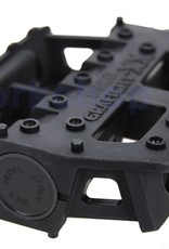 MKS Grafight-XX Platform 9/16 Black Pedal