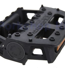 MKS Grafight-XX Platform 9/16 Black Pedal