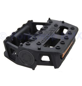 MKS MKS Grafight-XX Platform 9/16 Black Pedal