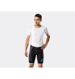 BONTRAGER Short Bontrager Circuit LTD Bib Small Black/Waterloo Blue
