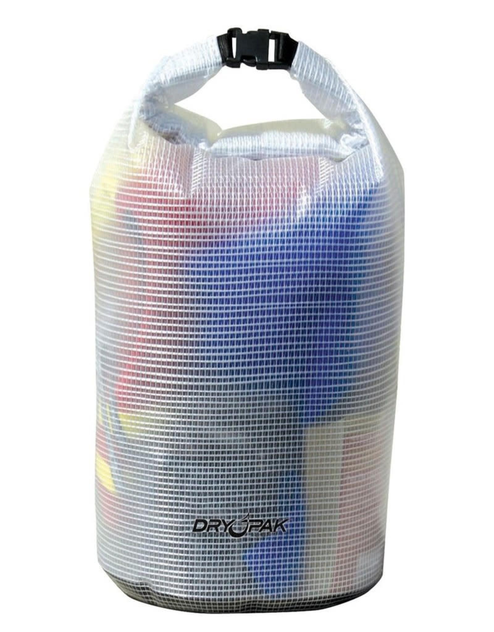 DryPak Dry Bag 9.5 X 16 Clear Waterproof Bag