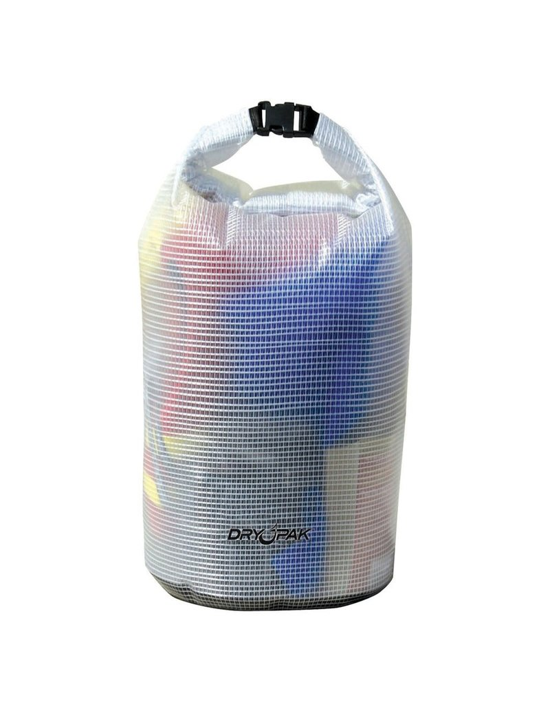 DryPak Dry Bag 11.5 X 19 Clear Waterproof Bag