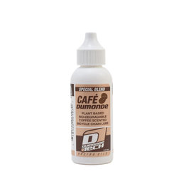 DUMONDE TECH Dumonde Tech Cafe Chain Lube, White 59mL (2oz), Drip
