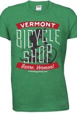 Vermont Bicycle Shop Vermont Bicycle Shop Klunker Shop T-Shirt