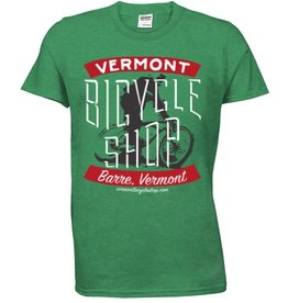 Vermont Bicycle Shop Vermont Bicycle Shop Klunker Shop T-Shirt