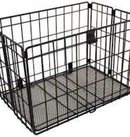Axiom Axiom Folding Rear Basket Black