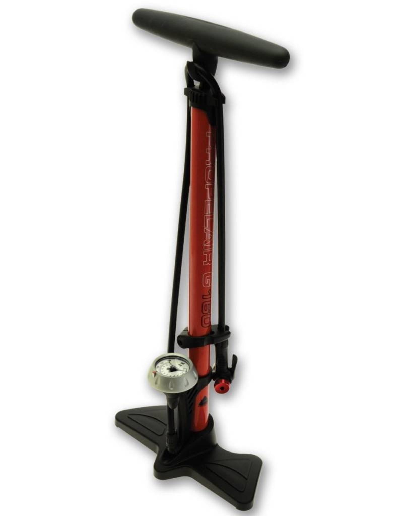 Axiom Axiom Propelair G160 Floor Pump Red