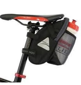 Axiom Axiom GranFondo H20 Seat Bag: Black/Gray