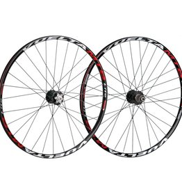 Vuelta  650b Road/MTB Lite Wheel set 100x9mmQR/15mm FT, 135xQR RR