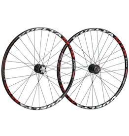 Vuelta  650b Road/MTB Lite Wheel set 100x9mmQR/15mm FT, 135xQR RR