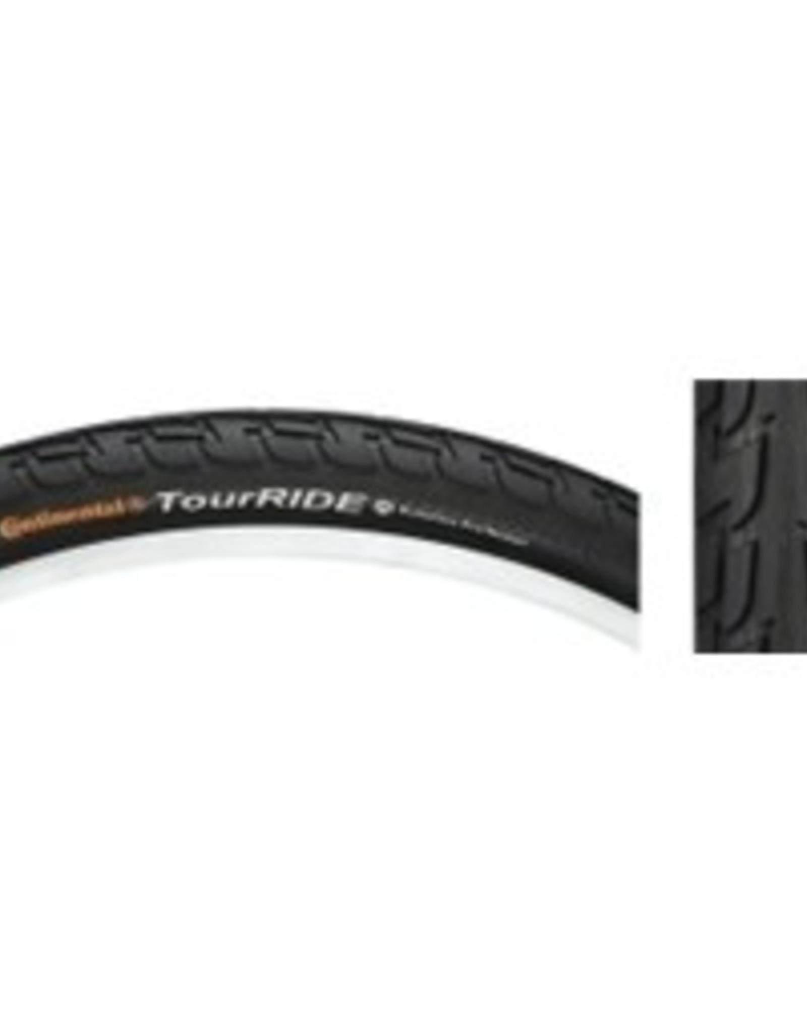 Continental Continental Tour Ride Tire 700 Black