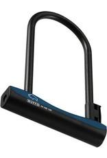 """ABUS Keyed U-Lock Buffo 34 300cm (12""""): Black"""