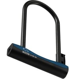 "ABUS Keyed U-Lock Buffo 34 300cm (12""): Black"