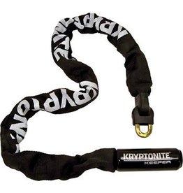 Kryptonite Keeper 785 Integrated Chain Lock Black