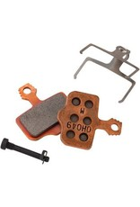 Avid/ SRAM Elixir and DB Disc Brake Pads Metal Sintered, Steel Back 1 Set