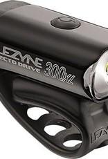 Lezyne Hecto Drive 300XL, 300 Lumen USB Rechargeable Headlight: Black